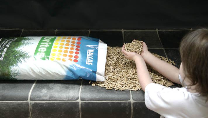pellets in porthmadog
