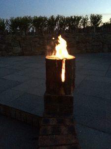 Gwynedd Camping fire